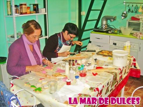Curso de galletas decoradas 1 de diciembre