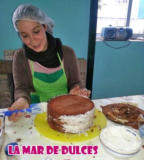 Curso tartas fondant Sevilla