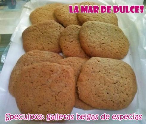 Speculoos: galletas belgas con especias