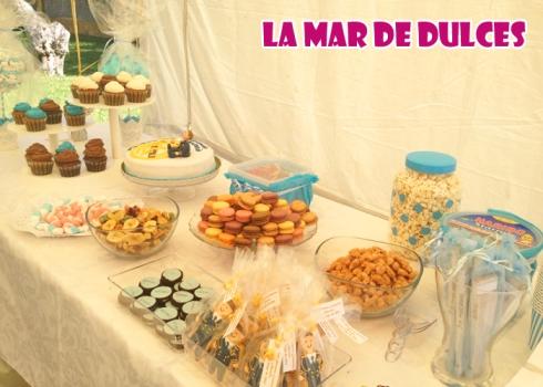 Mesa dulce para Comunión Sevilla