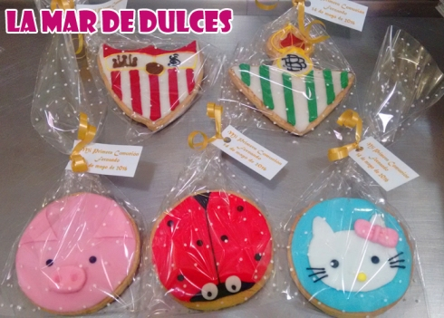 Galletas decoradas Sevilla