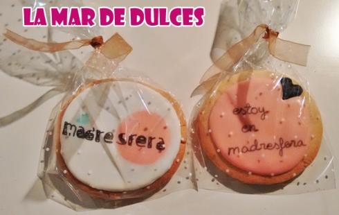 Galletas decoradas para Madresfera Sevilla